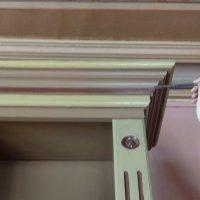 Bibliotekrom del 4 -  maling bokseksjon og brystning